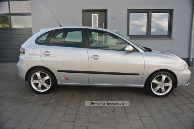 2006 seat ibiza 1 9 tdi car photo and specs. Black Bedroom Furniture Sets. Home Design Ideas