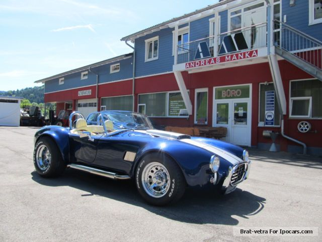 1990 Cobra  / Rebuilt Phoenix / one 2 Single Strap Cabriolet / Roadster Used vehicle( Accident-free) photo