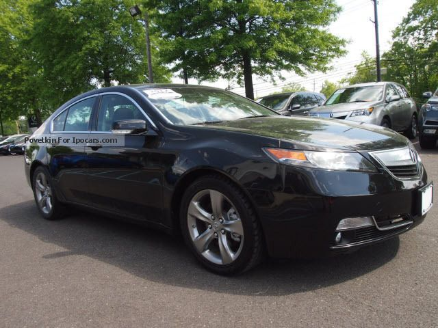 2012 Acura  TL SH-AWD with Technology Package switch Saloon Used vehicle photo