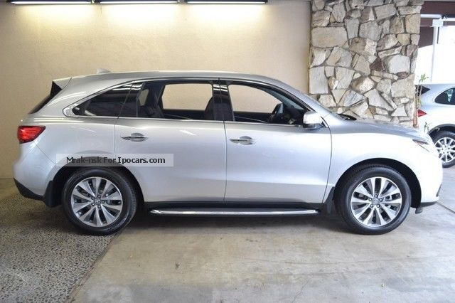 2014 acura 2015 mdx sh awd u technology package car photo and specs. Black Bedroom Furniture Sets. Home Design Ideas