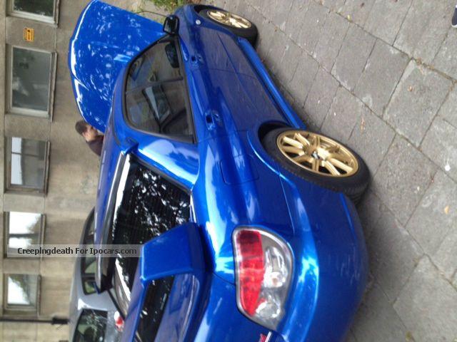 2006 Subaru  Impreza 2.0 WRX STI Saloon Used vehicle( Accident-free) photo