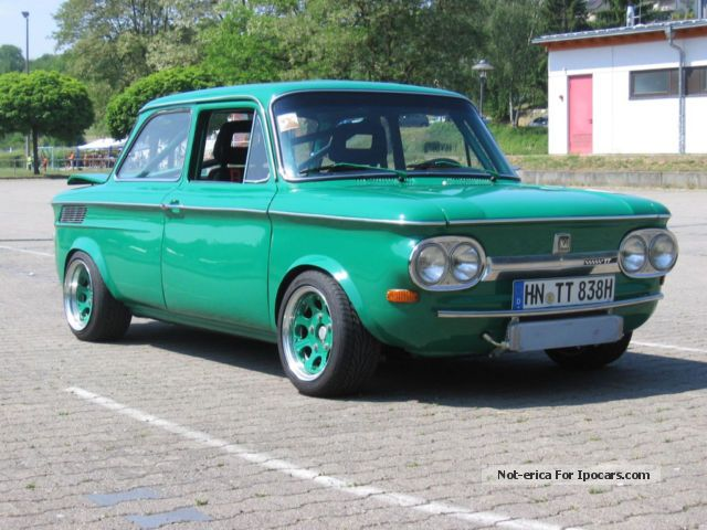 NSU  Prince TT 1300 Spiess 1970 Vintage, Classic and Old Cars photo