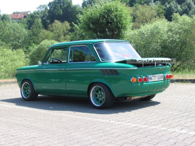 1970 Nsu Prince Tt 1300 Spiess Car Photo And Specs
