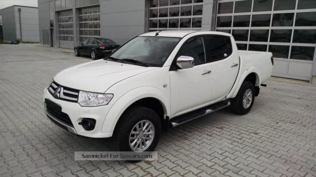 2012 Mitsubishi  L200 INTENSE Double Cab 4WD / IMMEDIATELY !!! Other New vehicle photo