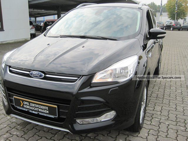 2014 ford kuga 2 0 tdci titanium 4x4 car photo and specs. Black Bedroom Furniture Sets. Home Design Ideas
