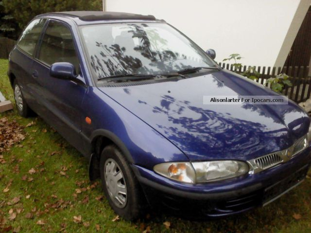 2000 Proton  313 GLSi Saloon Used vehicle ( Accident-free ) photo