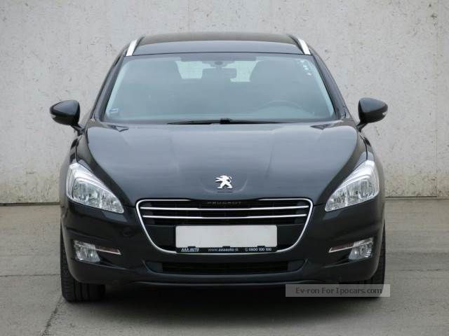 2012 Peugeot 508 1 6 Hdi 2012 Checkbook Air Cruise