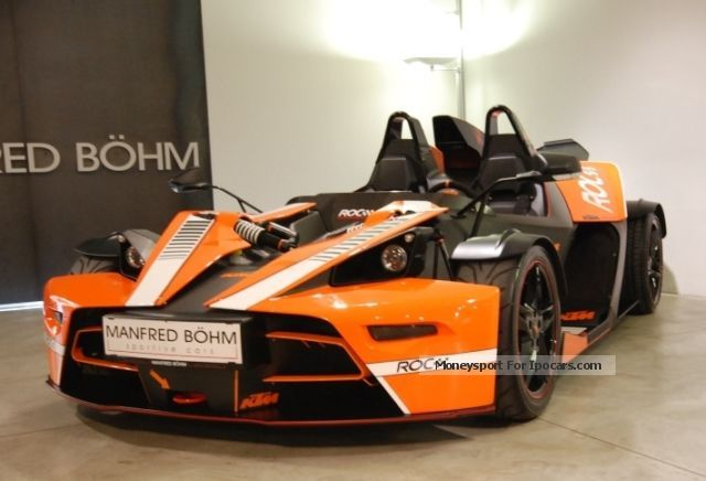 2010 KTM  X-BOW Street !! Mint !! Sports Car/Coupe Used vehicle photo