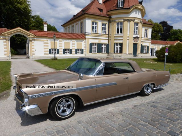 Pontiac  Bonneville 2 DOOR HARDTOP COUPE 1963 Vintage, Classic and Old Cars photo