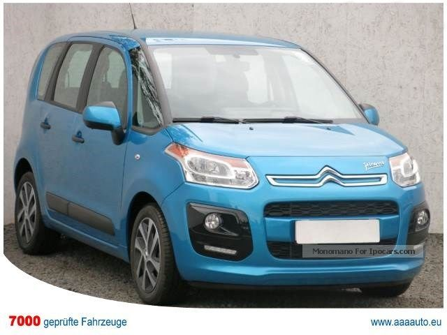 2014 Citroen  C3 PICASSO 1.4 I 2014, EU-NEW CARS, AIR Van / Minibus Used vehicle ( Accident-free ) photo