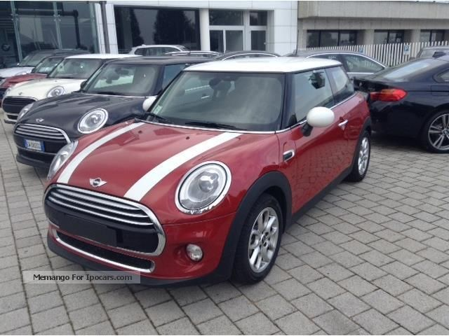 2014 MINI  Cooper D Small Car Used vehicle photo