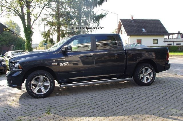 2014 dodge ram crew cab sport 4x4 car photo and specs. Black Bedroom Furniture Sets. Home Design Ideas