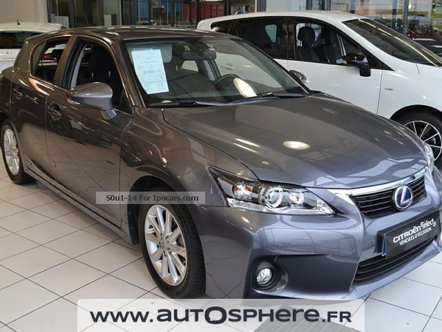 Lexus  CT 200h Sensation 2013 Hybrid Cars photo