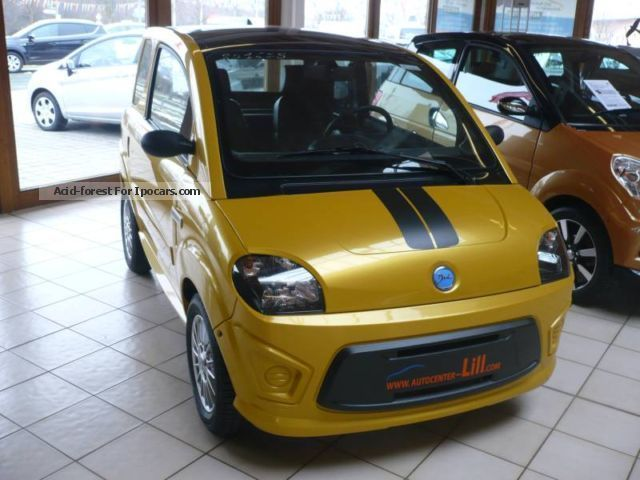 2013 Ligier  Dué First Pack GT Small Car Used vehicle( Accident-free photo