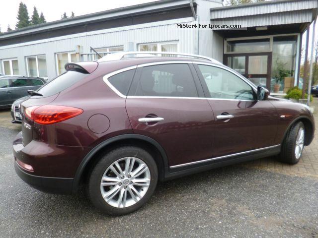 2011 Infiniti Ex30d Awd Gt Premium Car Photo And Specs