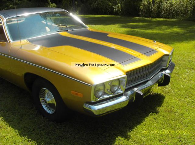 Dodge  Satellite 360 1973 Vintage, Classic and Old Cars photo