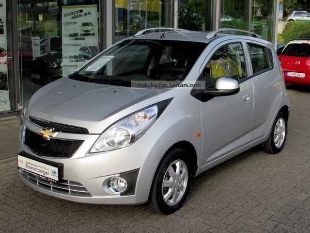 2012 Chevrolet  Spark 1.2 LS + air Saloon Used vehicle ( Accident-free ) photo