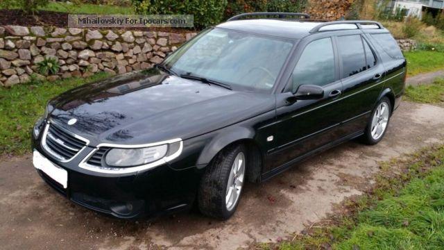 2006 Saab  1.9 TiD Linear 9-5 Bi Xenon Leather Estate Car Used vehicle( Accident-free) photo