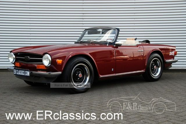 Triumph  1973 overdrive restored in very good condition 1973 Vintage, Classic and Old Cars photo