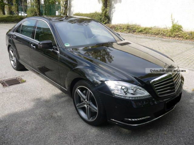 2010 mercedes benz s 350 l 7g tronic night vision for Mercedes benz night vision