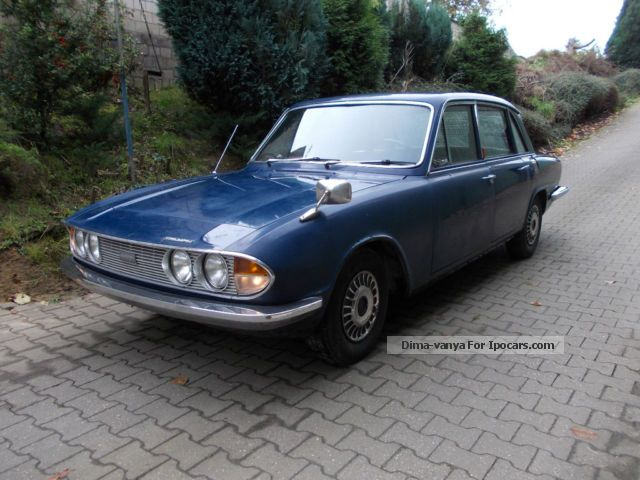 Triumph  2000 MK2 LHD ------- ---------- 1979 Vintage, Classic and Old Cars photo