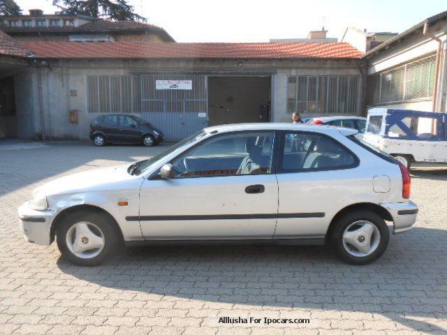 1997 Honda  Civic 1.4 Small Car Used vehicle photo