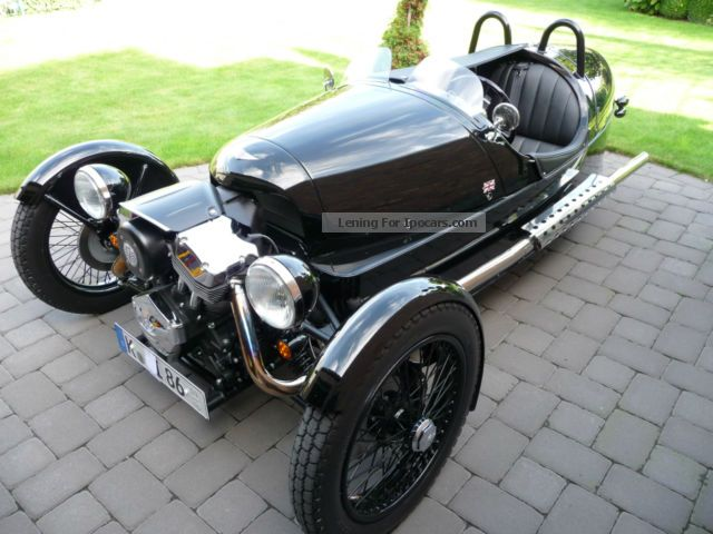 2014 Morgan  3-Wheeler Cabriolet / Roadster Used vehicle ( Accident-free ) photo