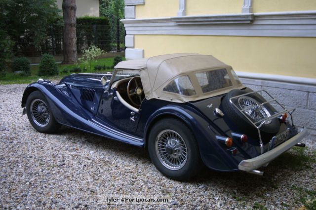 Morgan  Plus 8 1979 Vintage, Classic and Old Cars photo