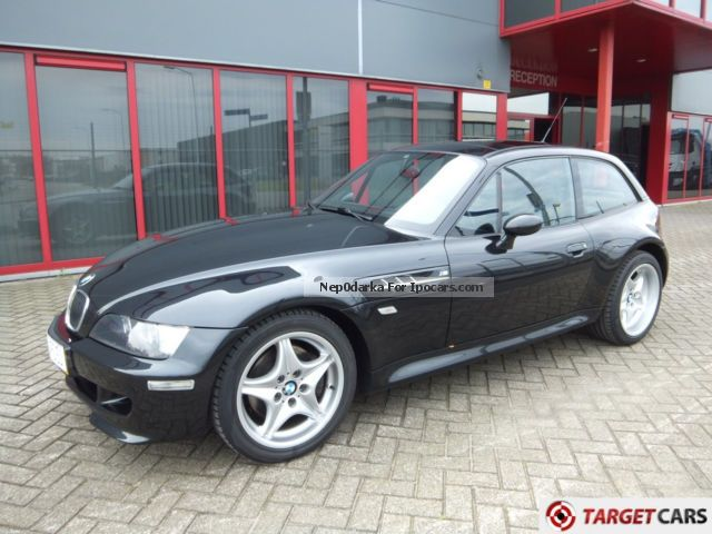 1998 Bmw M Coupe 3 2l 321ps Z3m Car Photo And Specs