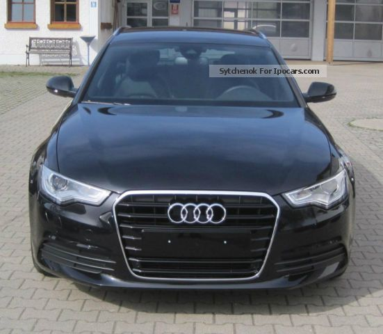 2013 audi a6 avant 3 0 tdi dpf air suspension car photo. Black Bedroom Furniture Sets. Home Design Ideas