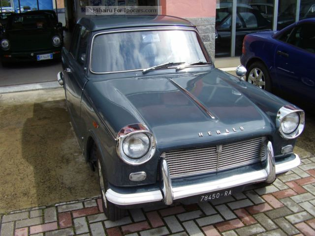 Triumph  herald 1964 Vintage, Classic and Old Cars photo