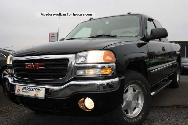 GMC  Sierra Z 71 Off Road V8 LPG Leather Bose AHK 2005 Liquefied Petroleum Gas Cars (LPG, GPL, propane) photo