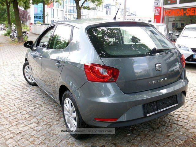 2013 seat ibiza 1 4 16v style car photo and specs. Black Bedroom Furniture Sets. Home Design Ideas