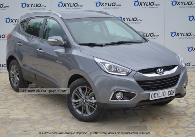 2012 Hyundai  IX35 1.7 CRDI 115 cv Business Pack + GPS Off-road Vehicle/Pickup Truck Used vehicle photo
