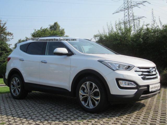 2012 Hyundai  Santa Fe 2.2 CRDI 4WD Premium full equipment Off-road Vehicle/Pickup Truck New vehicle photo