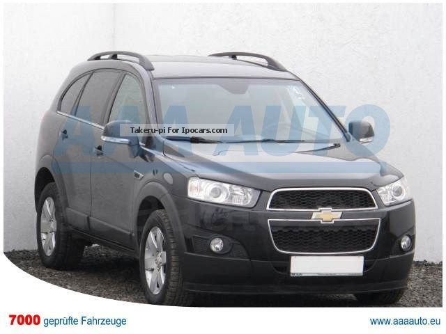 2012 Chevrolet  CAPTIVA 2.2 VCDI 2012 7SITZE, 1.HAND Off-road Vehicle/Pickup Truck Used vehicle( Accident-free) photo