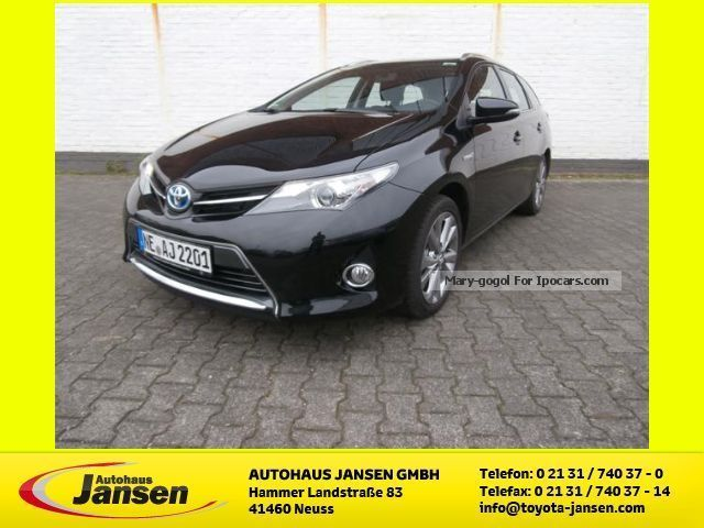 Toyota  Auris Start Edition 2014 Hybrid Cars photo