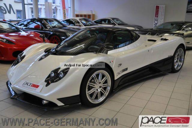 Pagani Vehicles With Pictures (Page 1)