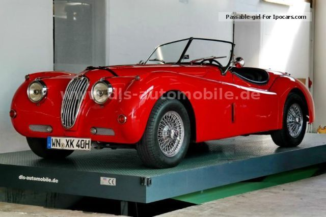 Jaguar  XK 140 OTS Roadster 1957 Vintage, Classic and Old Cars photo