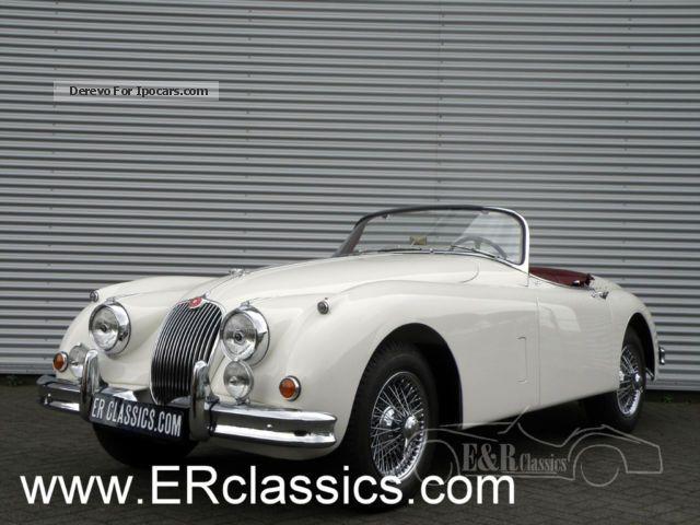 Jaguar  XK150 OTS 3.8s been built of 12 1 1960 Vintage, Classic and Old Cars photo