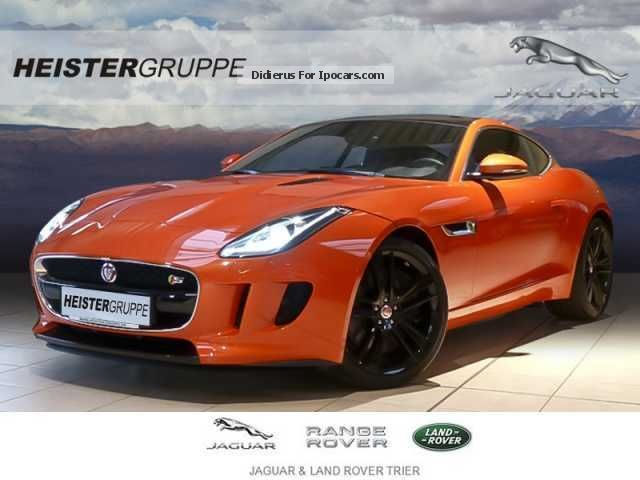 2012 Jaguar  F-Type Coupe S Sports Car/Coupe New vehicle photo