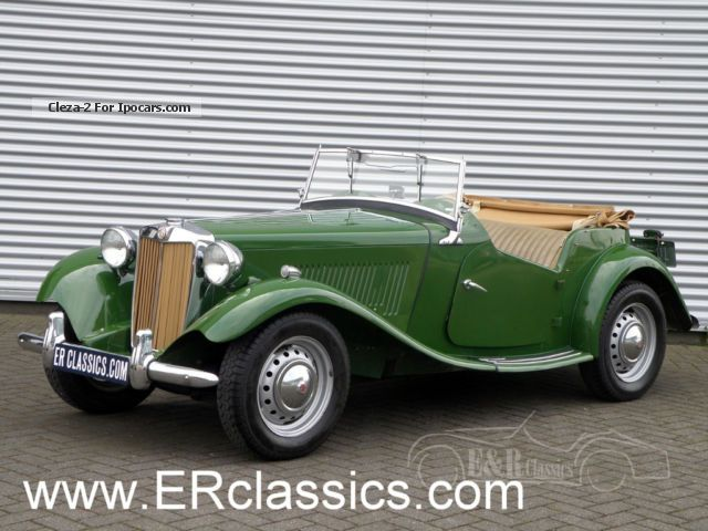 MG  1953 in very good condition 1953 Vintage, Classic and Old Cars photo