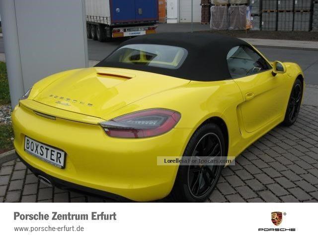 2014 Porsche Boxster 981 / PDK / PCM / heated seats