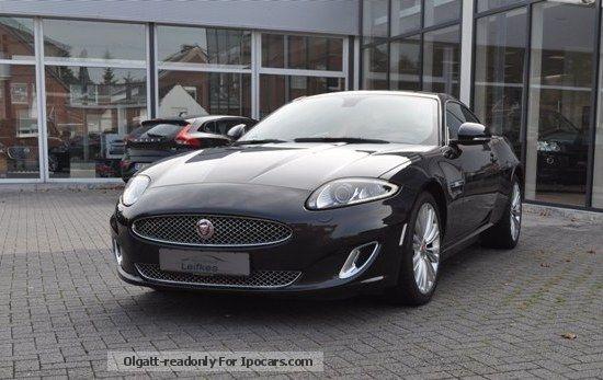 2014 jaguar xk 5 0 coupe car photo and specs. Black Bedroom Furniture Sets. Home Design Ideas