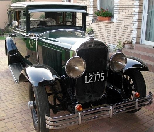 Buick  27 Model - Series 116 \u0026 quot; rare \u0026 quot; 1929 Vintage, Classic and Old Cars photo