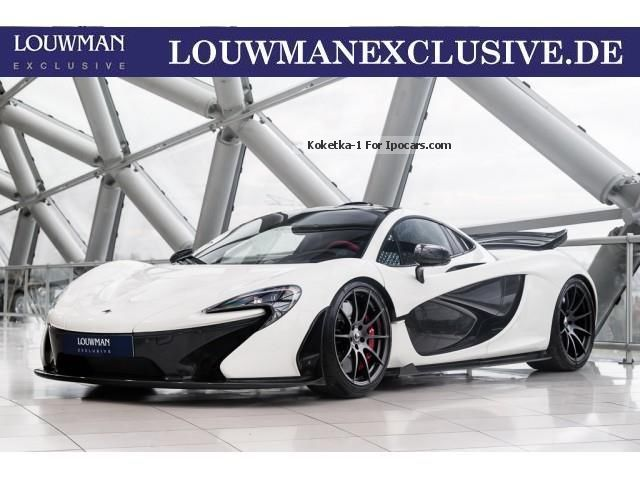 McLaren  Other P1 Louwman Exclusive dealer 2012 Hybrid Cars photo