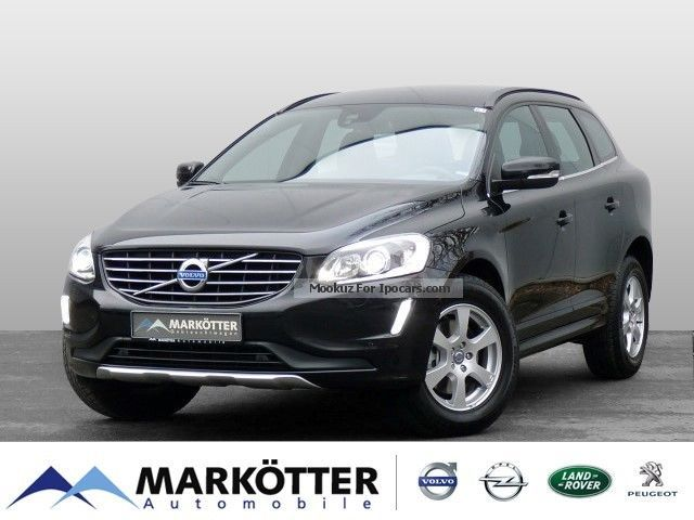 2014 Volvo  XC 60 D4 2WD Momentum Xenon / Navi / PDCv + h Off-road Vehicle/Pickup Truck Used vehicle photo