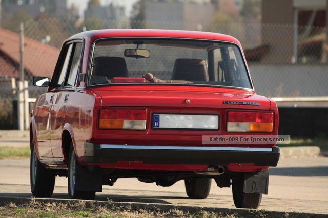 Pieces auto LADA TOSCANA (2107) 1500 (VAZ2107) 75cv