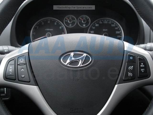 2012 Hyundai I30 1 6 Cvvt 2012 1 Hand Scheckheft Car
