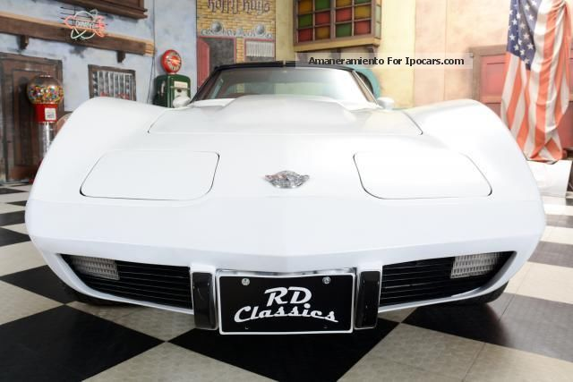 Corvette  C3 Matching Numbers 1978 Vintage, Classic and Old Cars photo